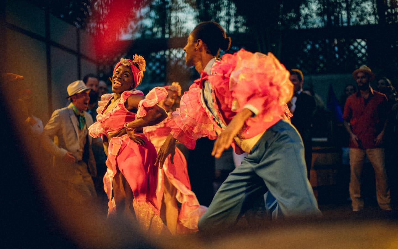 Havana Club Dancers