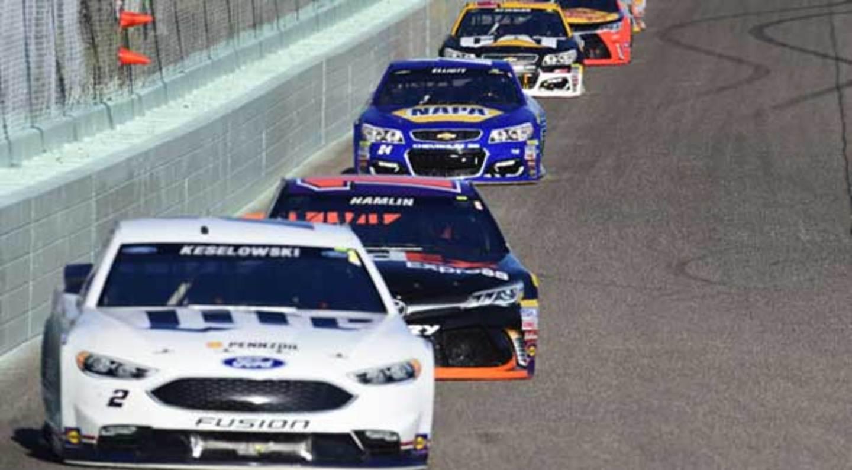 Homestead-Miami Speedway NASCAR