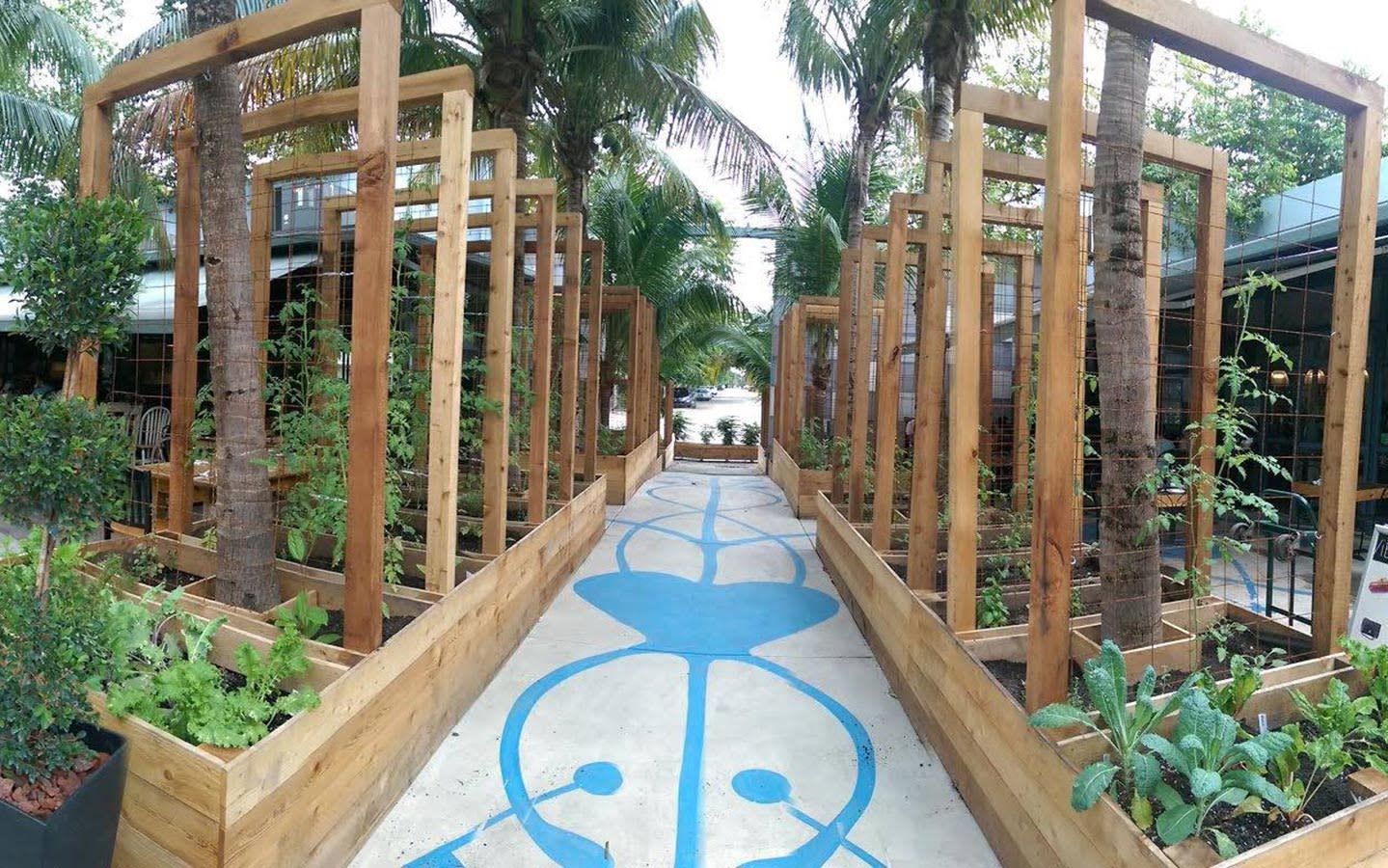 Miami Ironside Gardens