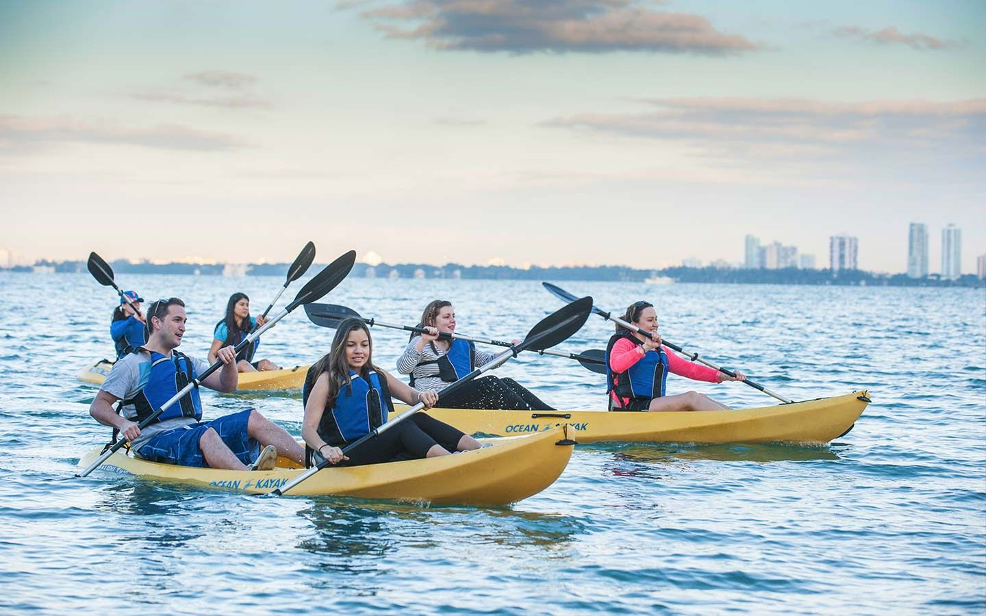 EcoAdventures Kayaking in Biscayne Bay