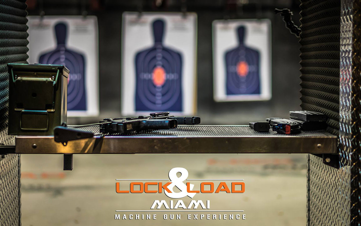 Lock & Load Shooting range