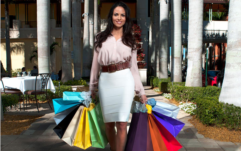 Miami International Mall Shopping