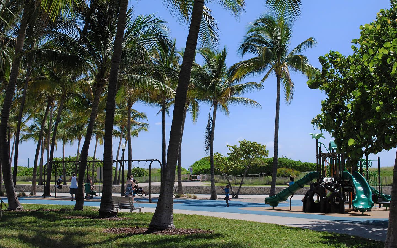 Lummus Park Playground