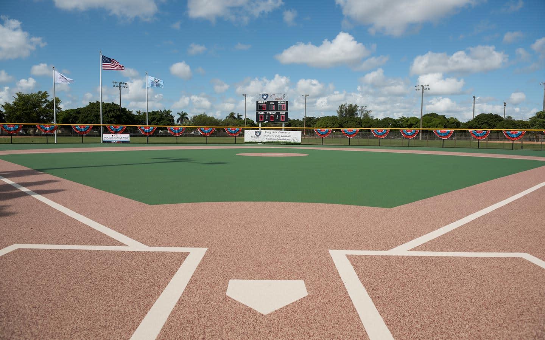 Tamiami Park Baseball Field