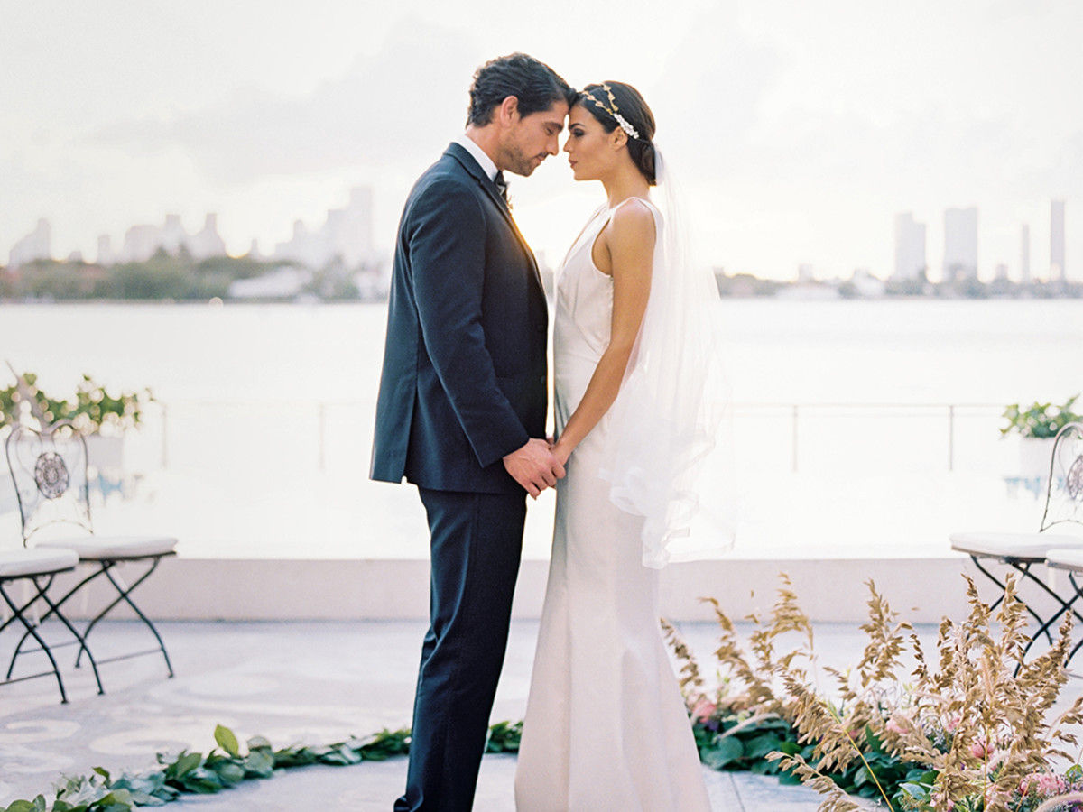 Have your Wedding or Special Event at the Mondrian South Beach