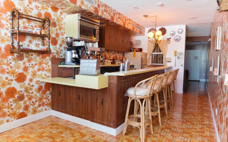Vicky's House tasting bar