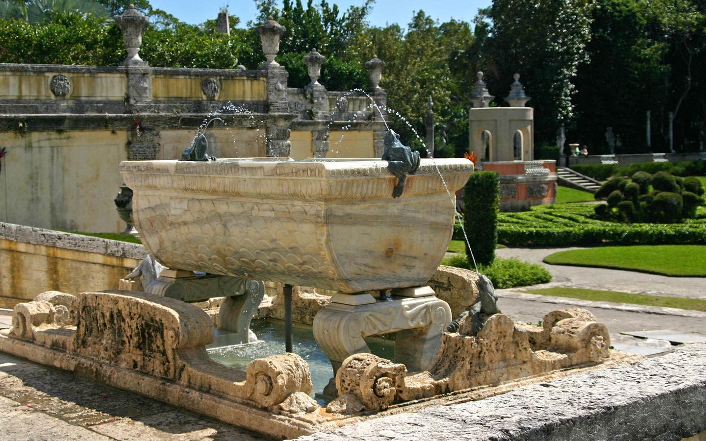 Бискайский фонтан