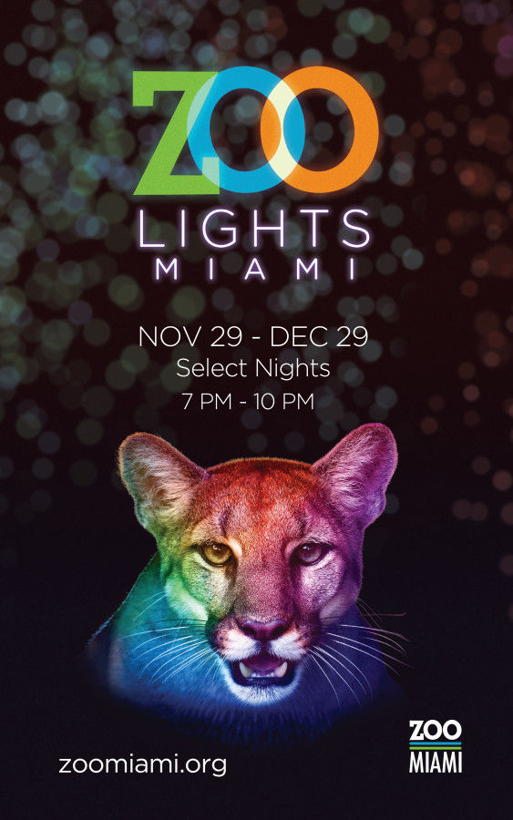 Zoo Lights Miami 2019