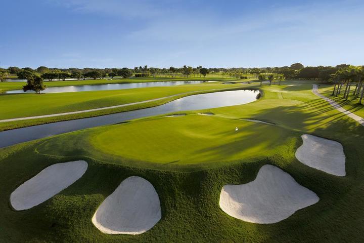 Pacote de campeonato de golfe
