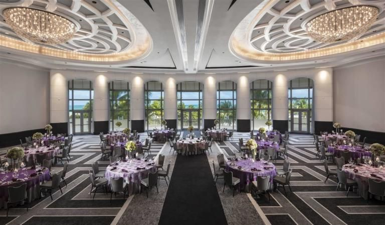 Loews Miami Beach Micro Wedding Package
