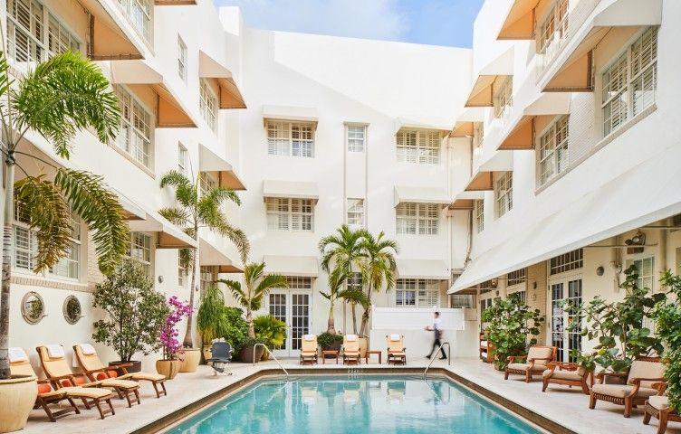 The Betsy - South Beach: Sommer-Sparangebot inklusive Frühstück