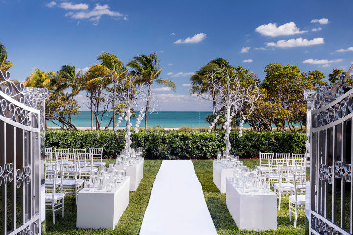 Signature Weddings at The Ritz-Carlton Bal Harbour