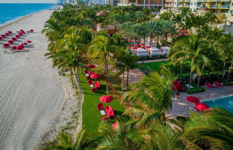 Acqualina Resort & Residences on the Beach: Five Star Experience Offer