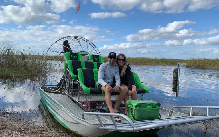 Everglades Airboat Tours Miami