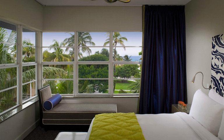 Hotel Breakwater South Beach: Drive, Dine, & Dive - Бесплатная парковка автомобилей служащим гостиницы, завтрак и многое другое