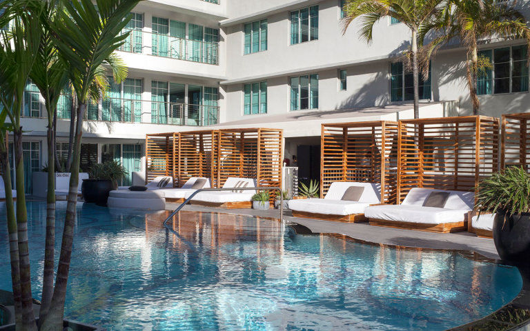 Hotel Victor South Beach: Drive, Dine, and Dive - Includes breakfast, overnight parking and more