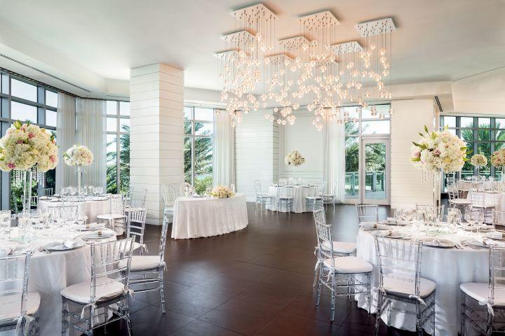 Pick Your Wedding Perks at Ritz-Carlton Bal Harbour