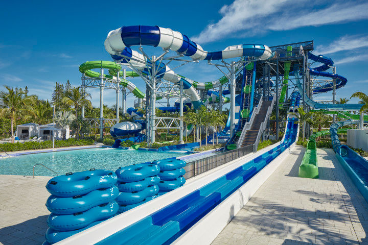 Tidal Cove Water Park Access