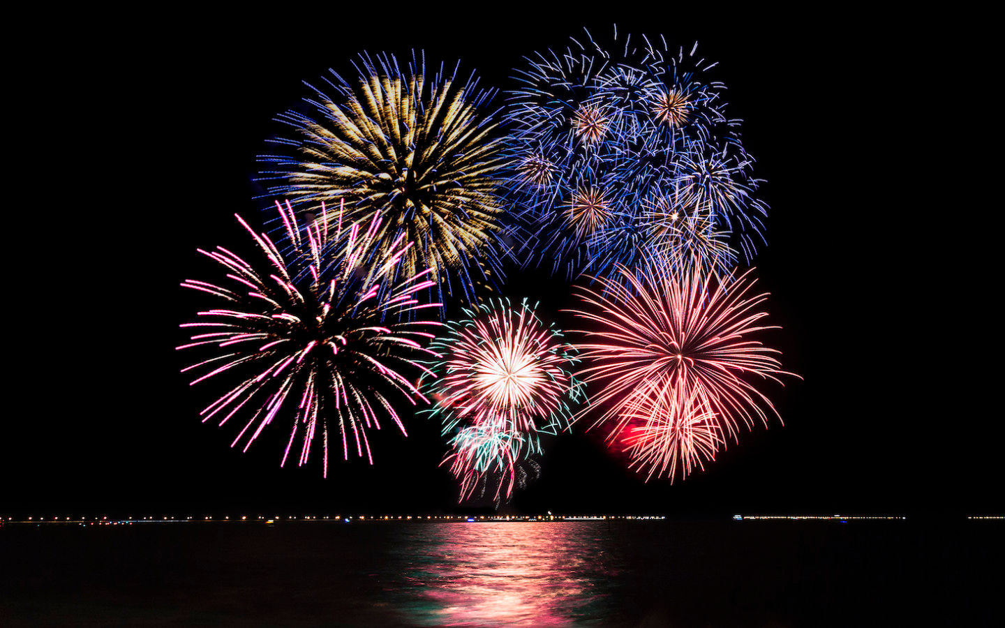 New Years Eve Celebration at City of Miami Beach - Date coming soon