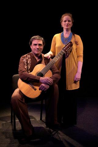 Tango e muito mais! Com Duo Rosa Incaica