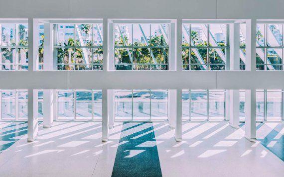 windows at MBCC