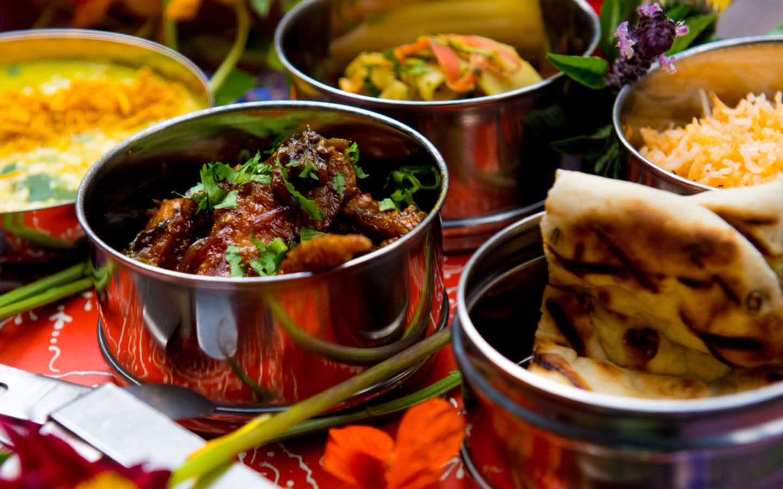 Cozinha indiana Ghee