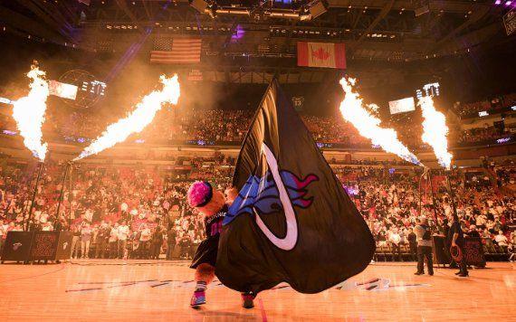 Miami Heat Mascot