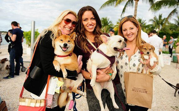 Rachel Ray's Yappy Hour at SOBEWFF