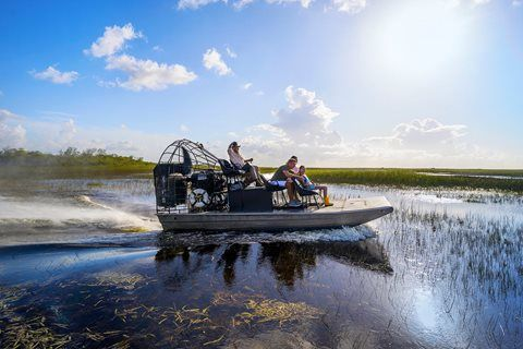 Eksplore Everglades yo