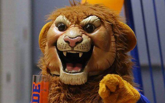 FMU Mascot