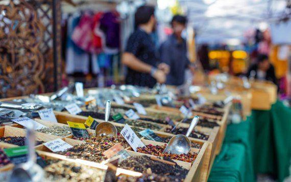 Coconut Grove Mercado de agricultores orgánicos
