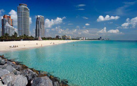Finden Sie Ihren Reiseführer zu den besten Stränden von Miami