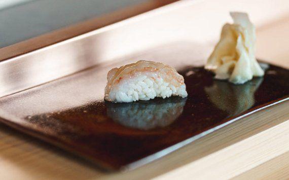 Sushi at Azabu