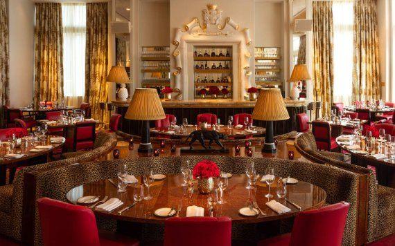 Los Fuegos By Francis Mallmann dining room