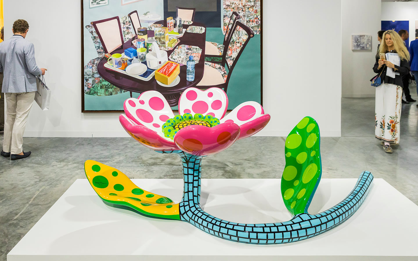 Flowers by Victoria Miro Gallery