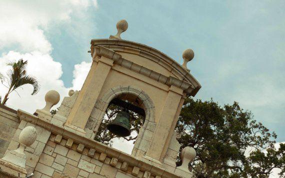 Ancient Spanish Monastery