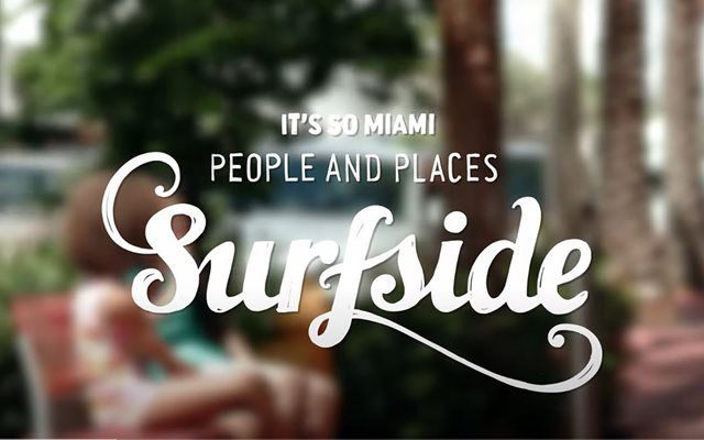 È così Miami: Surfside