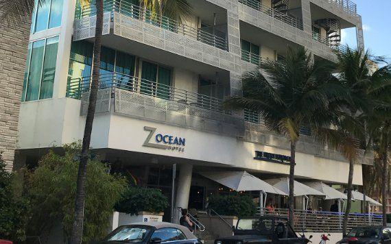 Front Porch Cafe at Z Ocean Hotel