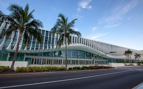 Miami Convention Centers
