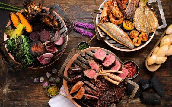 BBQ at Los Fuegos by Francis Mallmann