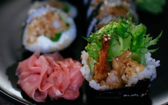 Sushi at Sawa