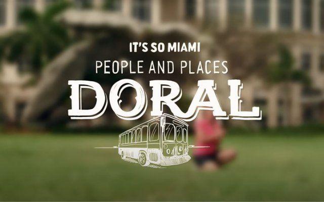 Es ist so Miami: Doral