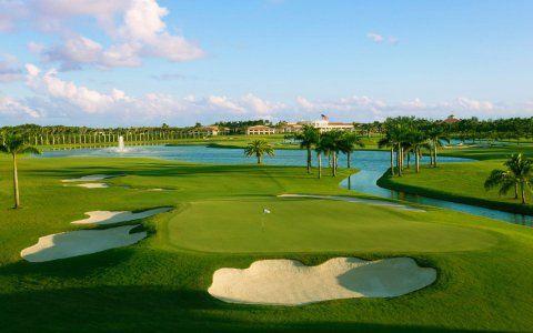 Onde jogar golf em Doral
