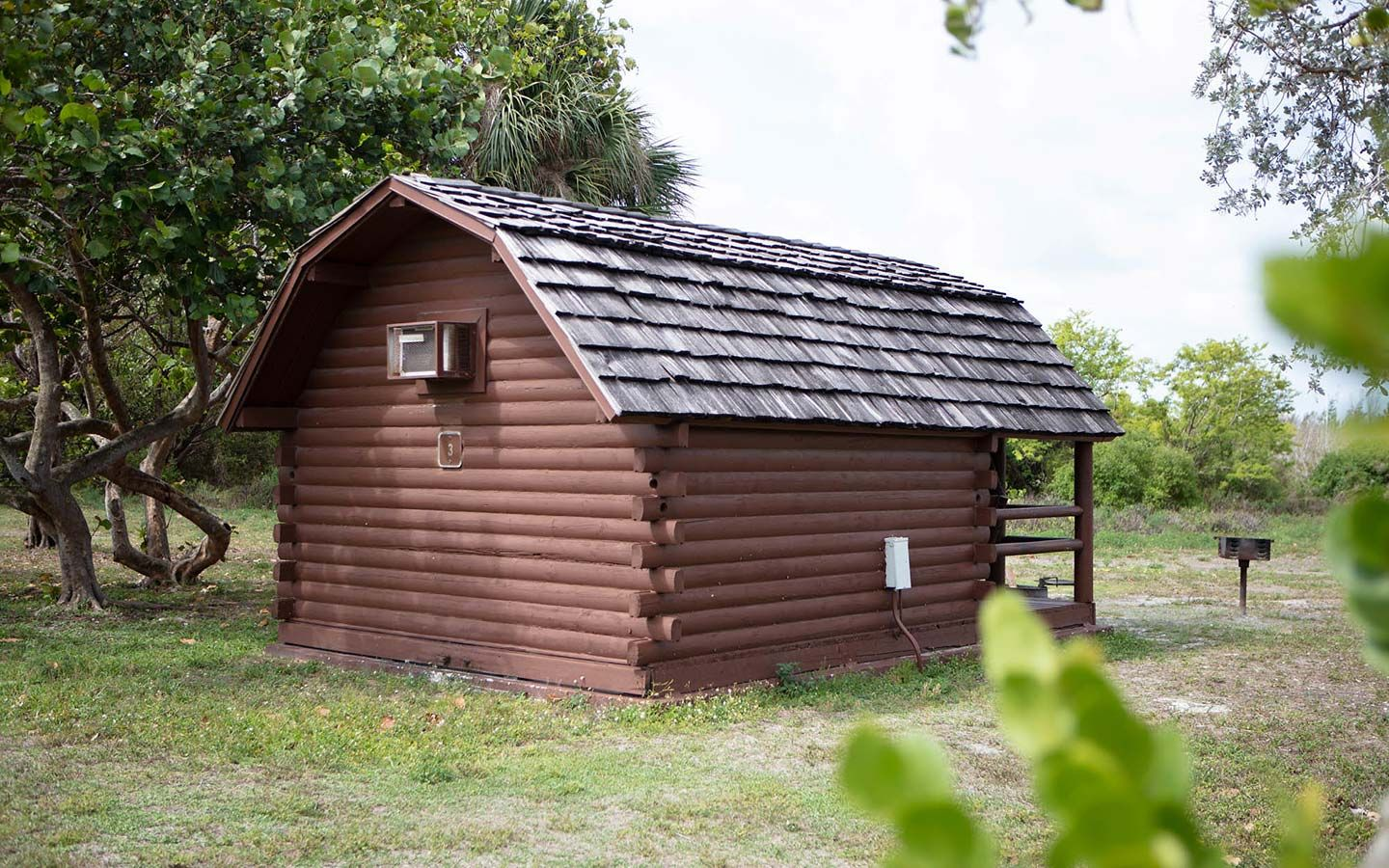 Oleta State Park Camping Cabins