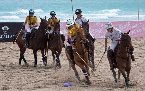 Coupe du monde de polo à Miami Beach