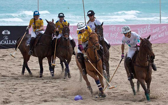 World Polo League Beach Polo, Miami Beach