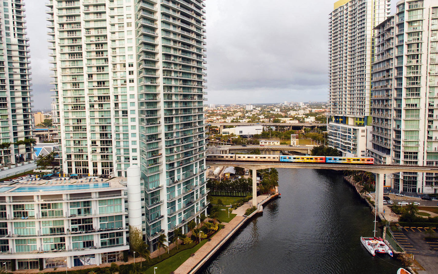 All You Need To Know About Miami Metrorail
