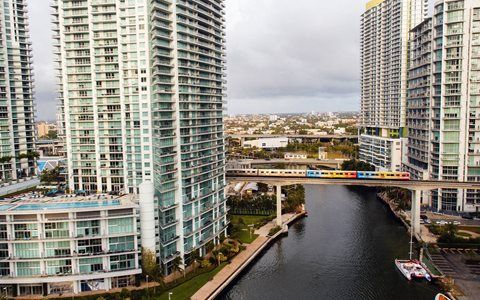 All About Miami Metrorail