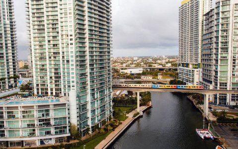 Alles über Miami Metrorail
