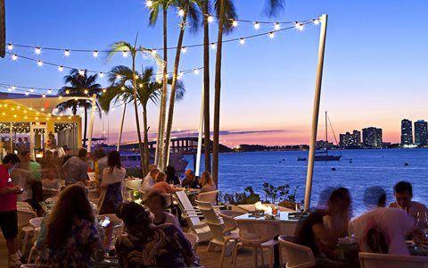 Key Biscayne Dining